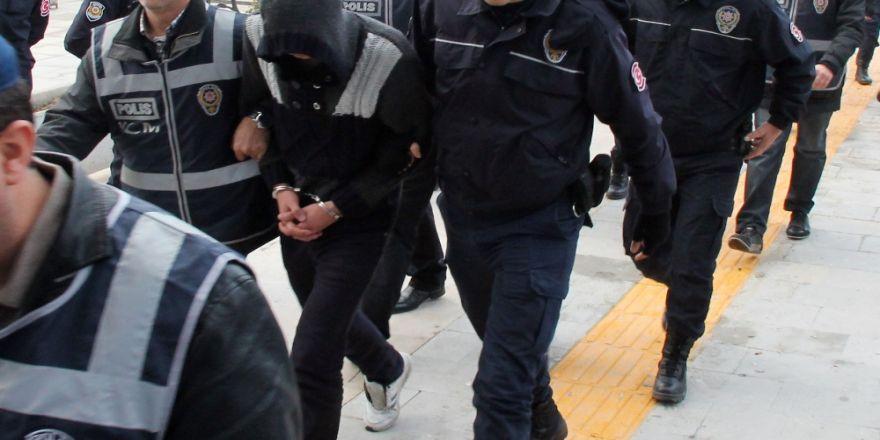 Gaziantep'te Pkk/kck Operasyonu: 12 Gözaltı