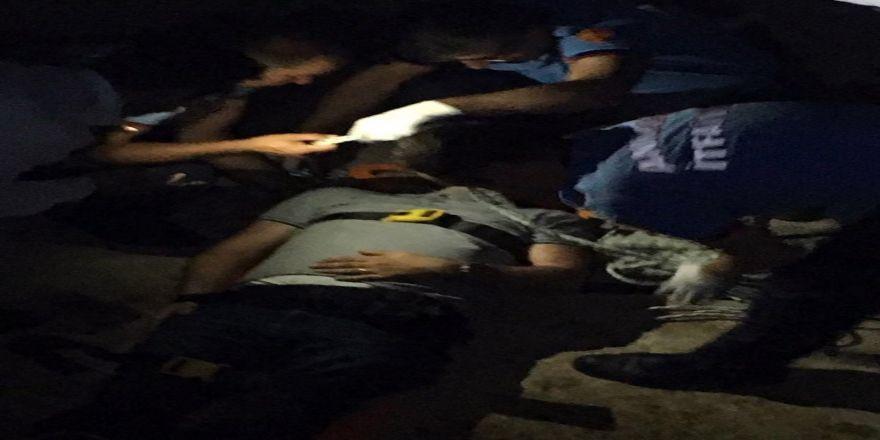 Odtü Kampüsünde Kuyuya Düşen İşçiyi İtfaiye Kurtardı
