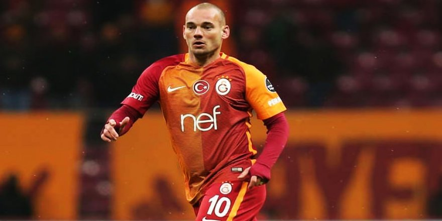 Sneijder'in sonunda sabrı taştı!