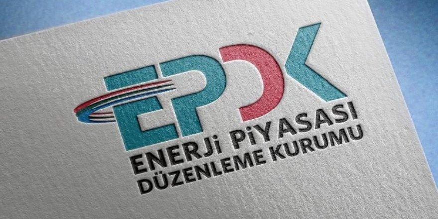 EPDK'dan 6 şirkete 2,5 milyon lira ceza!