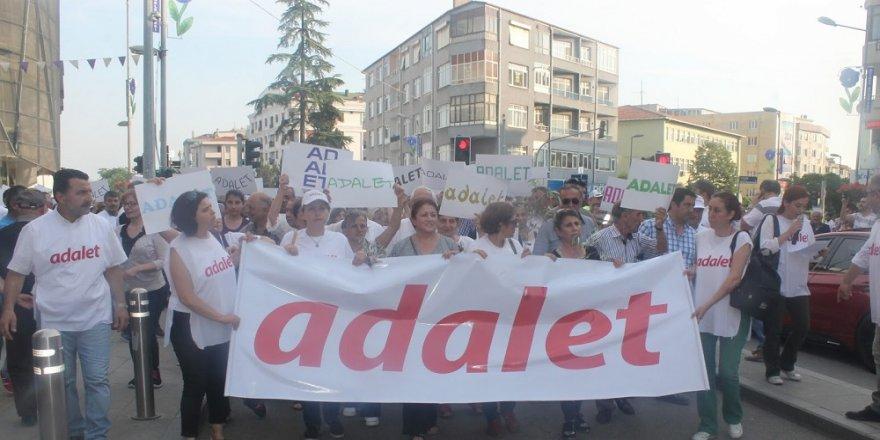 Gebze'den Kılıçdaroğlu'na destek!