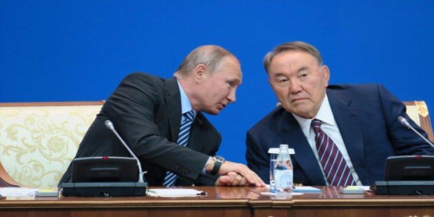 Kazakistan'dan jet yanıt!