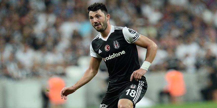 Beşiktaş Tolgay'ın sözleşmesini uzattı