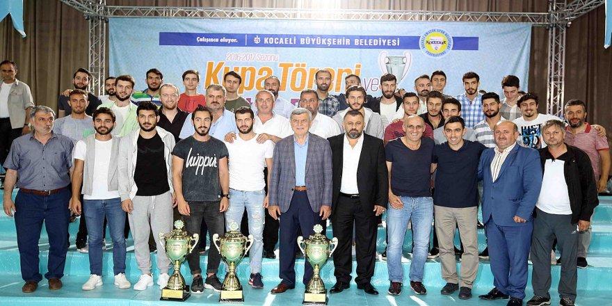Karaosmanoğlu: Amatör spora desteğimiz sürecek