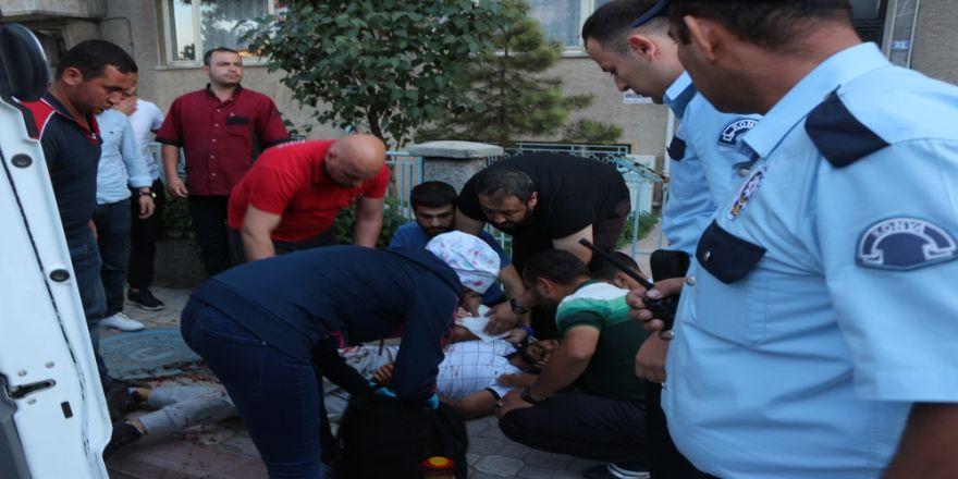 Şehir Magandalarının Silahlı Kavgasında Lise Öğrencisi Yaralandı