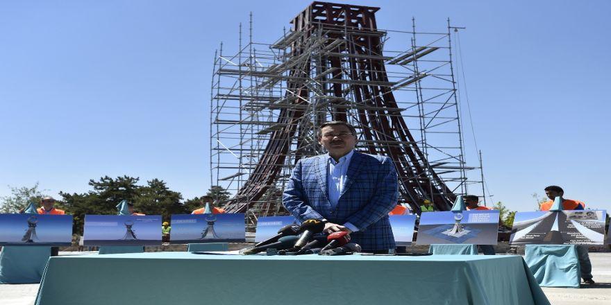 """""""15 Temmuz Şehitler Anıtı 15 Temmuz'da Açılacak"""""""