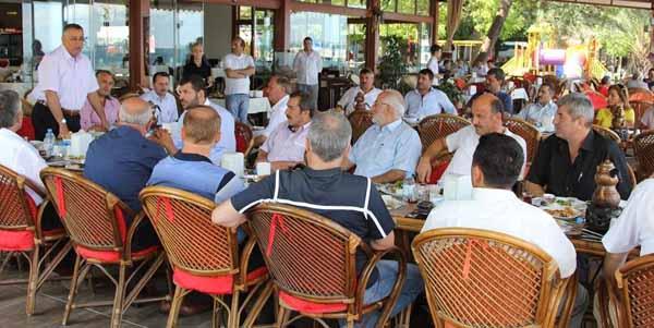 Kooperatifler Birliği ilk toplantısını yaptı!