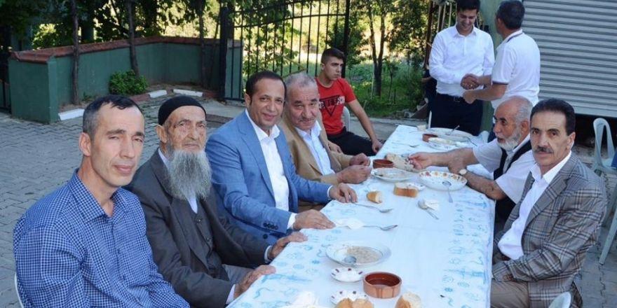 Başkan Toltar'dan Bayram Ziyaretleri