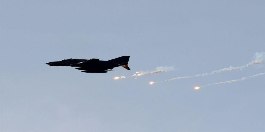Kuzey Irak Ve Bingöl Kırsalına Hava Harekatı
