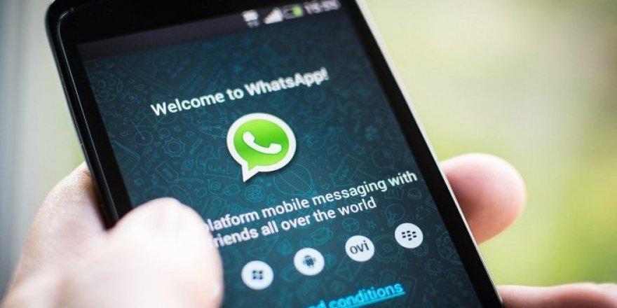 WhatsApp'tan yazılanı geri alma özelliği