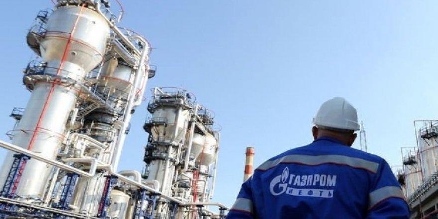 Gazprom'un İngiltere'deki varlıklarını donduruldu