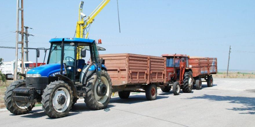 Tmo Keşan'da Buğday Alımına Başladı