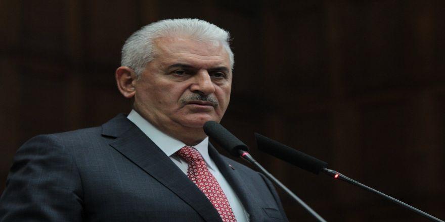 Başbakan Yıldırım'dan Şehit Ailelerine Taziye Telgrafı