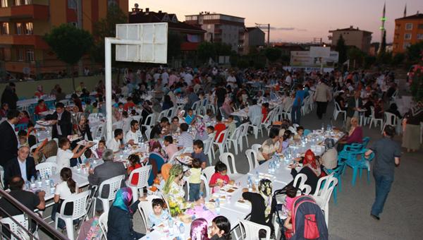 Çayırova'da Ramazan dolu dolu geçecek!