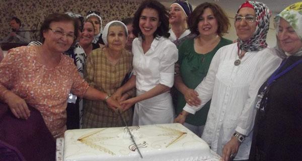 İzmitli kadınlar matine'de buluştu