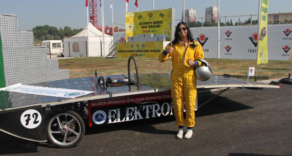 Güneş enerjili araçlar Kocaeli'de yarışacak!