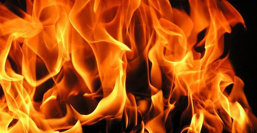 İnegöl'de  yangın alarmı