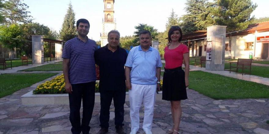 Bilecik'in Tarihi Mekanları Ünlü Fotoğrafçı Tarafından Görüntülendi