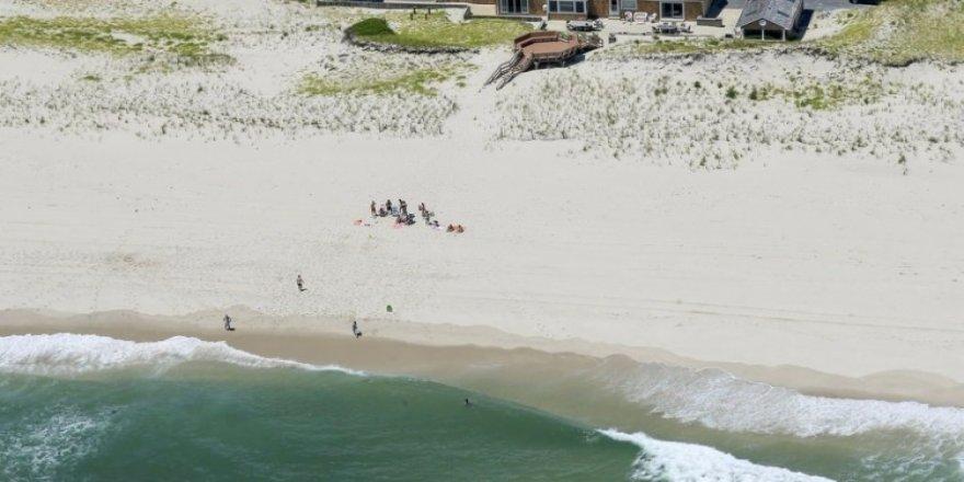 Vali sahil kapattı!