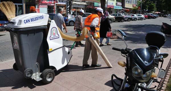 Çanakkale'yi robot fil temizleyecek!