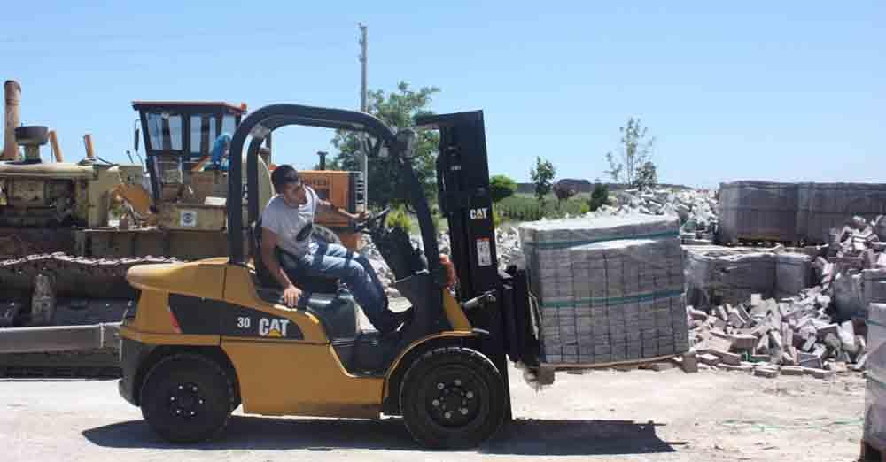 Yer: Dilovası Ders: Forklift!