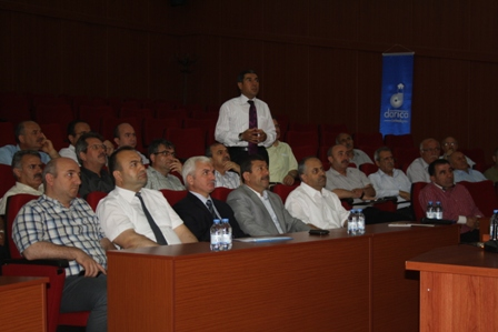 Meclis toplantısında