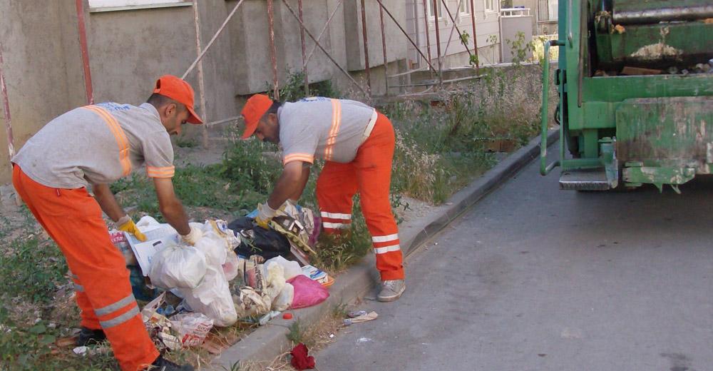 Gebze'de vatandaşa çöp uyarısı!