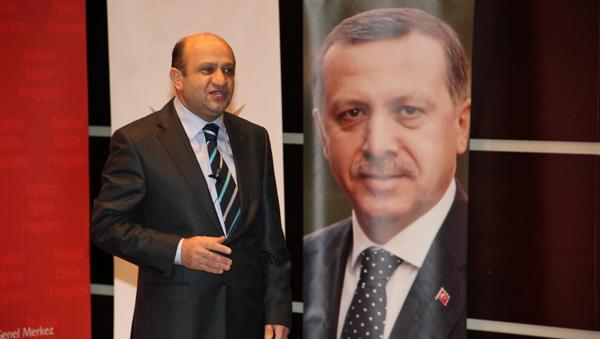 Fikri Işık Erzurum'a gitti!