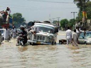 Hindistan'da sel felaketi!