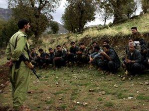 Binlerce PKK'lı dağdan indi!
