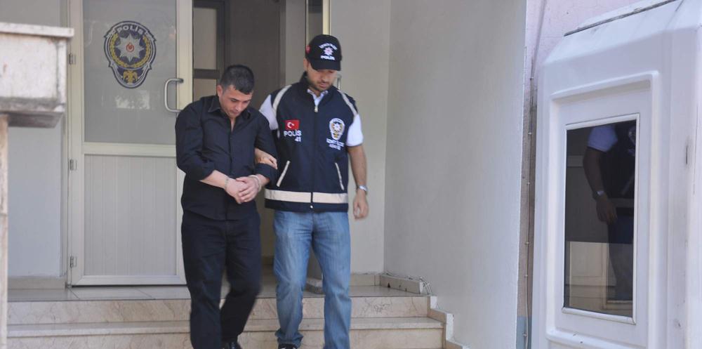 Kaçan 2 mahkum Kocaeli'nde yakalandı!