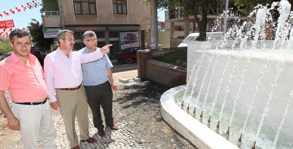 Mimar Sinan'a modern park!