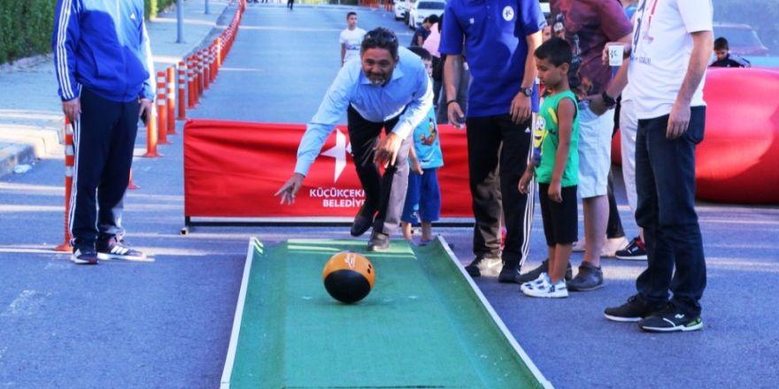 Küçükçekmece Belediyesi Yaz Spor Şenlikleri Başladı