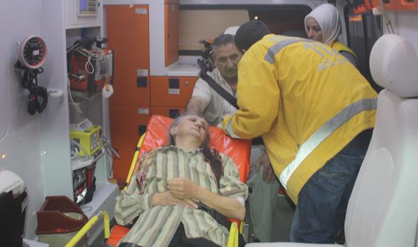 Gebze'de trafik kazası: 2 yaralı!