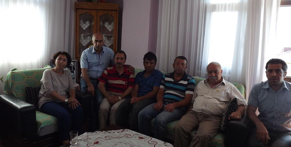 CHP Darıca'dan anlamlı ziyaret!