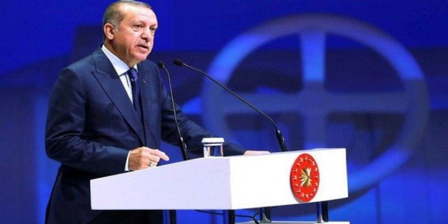 Erdoğan devlerle buluşacak
