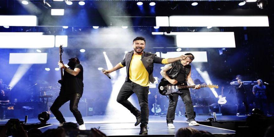 Tarkan'ın Harbiye Konserlerini 1.2 Milyon Kişi Takip Etti