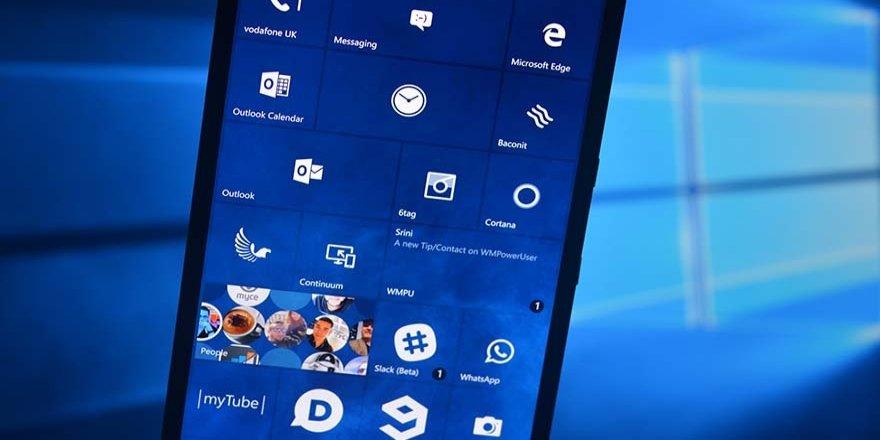 Microsoft sevdasından vazgeçmiyor: Yeni telefon çalışmaları başladı!