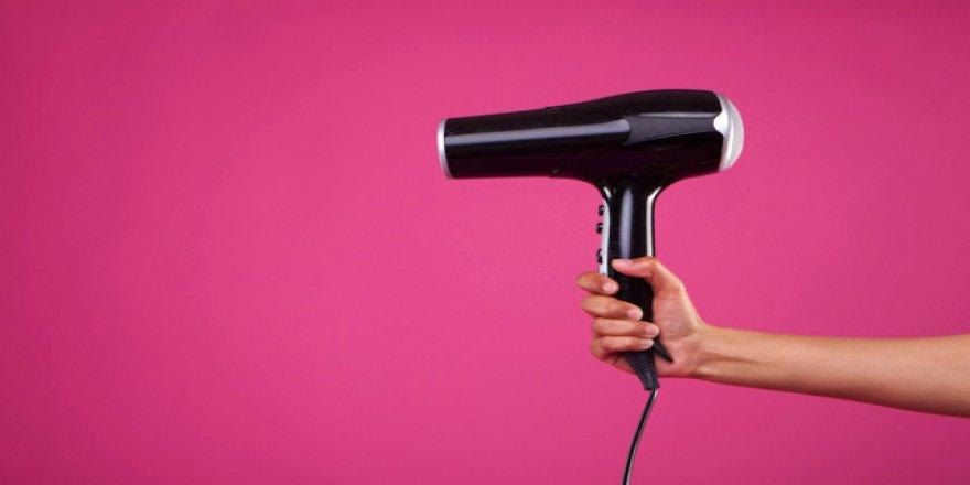 Saç kurutma makinesiyle çözebileceğiniz 5 sorun