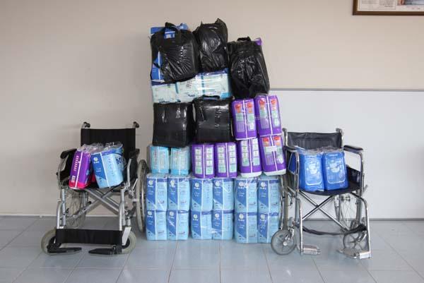 Çayırova'da engellilere dev hizmet