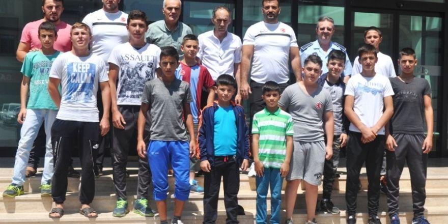 Altınovalı Güreşçiler Kırkpınar'da İddialı