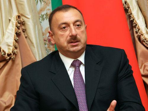 Azeri Cumhurbaşkanı Kocaeli'ne geliyor!