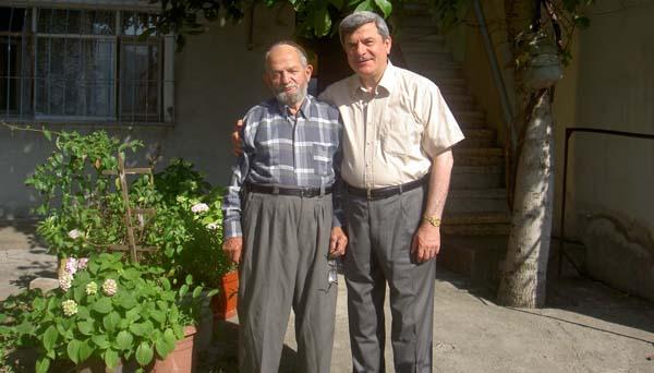 Karaosmanoğlu'ndan Babalar Günü kutlaması!
