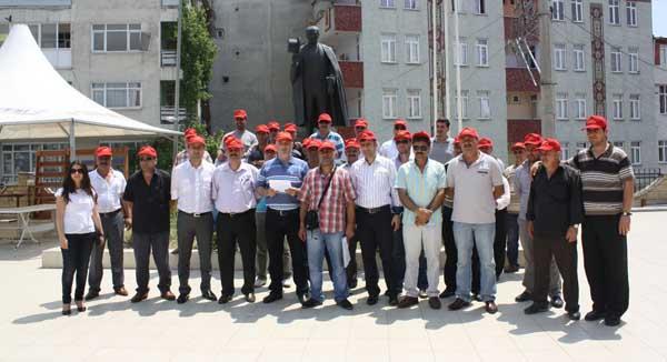 DİSK 15-16 Haziran direnişini andı!