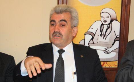 MHP İlçe Başkanı istifa etti!