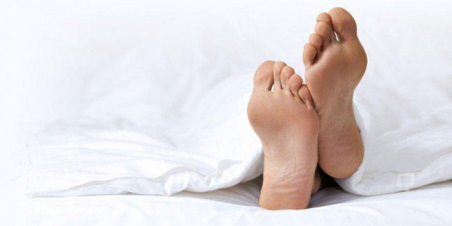 Ayak terlemesi tedavi edilir mi?