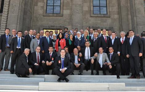 Darıca AK Parti'den Ankara çıkartması!