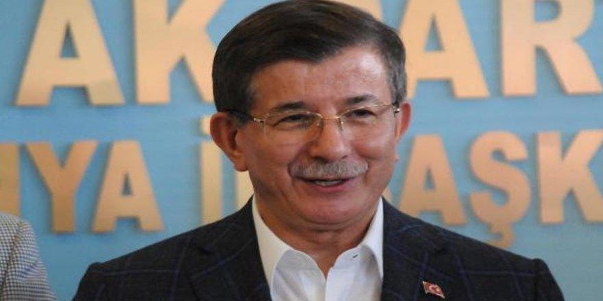 Davutoğlu'ndan 15 Temmuz açıklaması