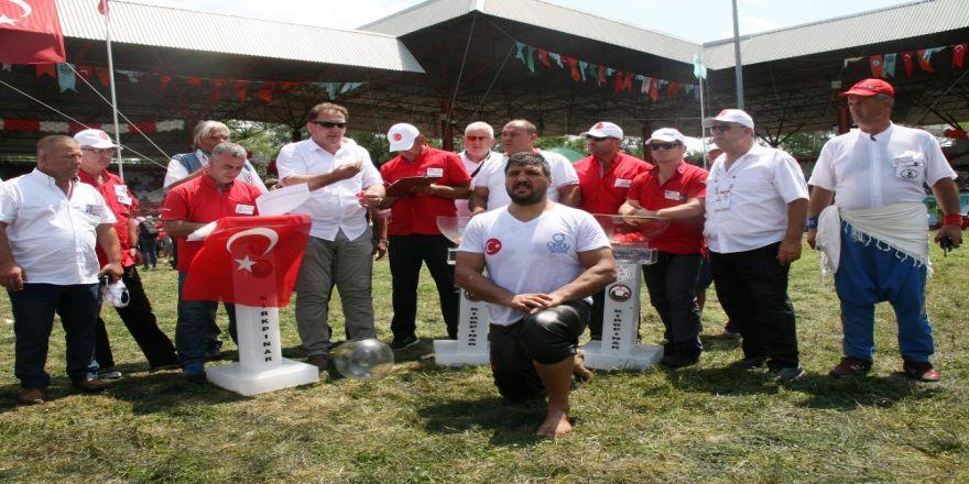 Kırkpınar'da Başpehlivanlık İlk Tur Kura Çekimi Yapıldı