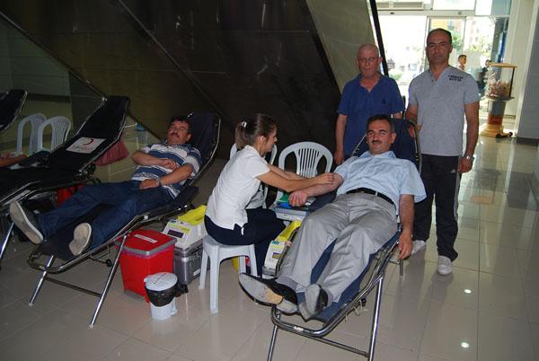 Kan bağışında